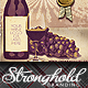 Download Vintage Wine Event Flyer from GraphicRiver