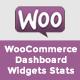 WooCommerce Dashboard Widgets Stats - CodeCanyon Item for Sale