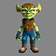 Goblin - 3DOcean Item for Sale