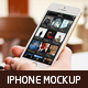 Phone 5s Mockup Coffee Time - GraphicRiver Item for Sale