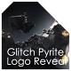 Glitch Pyrite Logo Reveal - VideoHive Item for Sale