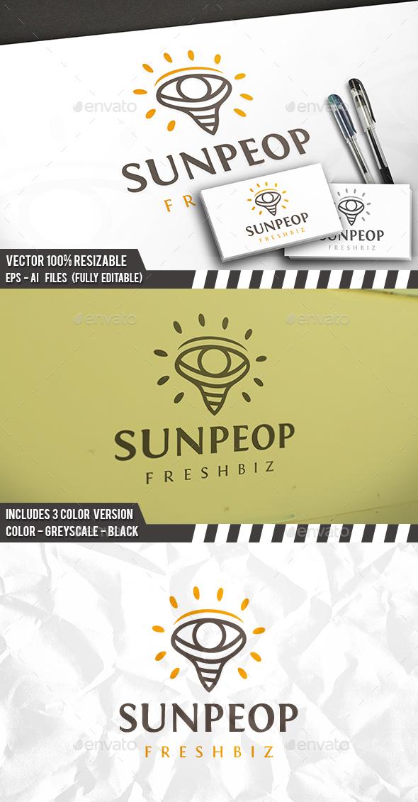Sun People Logo