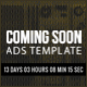 Coming Soon Ads Template - CodeCanyon Item for Sale