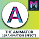 The Animator Widget by Muse For You - CodeCanyon Item for Sale