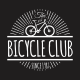 Retro Bicycle Badges - GraphicRiver Item for Sale