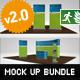 DOA Mock Up Bundle 01 - GraphicRiver Item for Sale