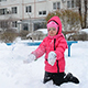 Play In Snow - VideoHive Item for Sale