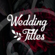 Wedding Insignias Pack - VideoHive Item for Sale