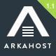 Arka Host - Responsive Hosting & Corporate Theme - ThemeForest Item for Sale