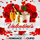 Valentine's Party Flyer Template - GraphicRiver Item for Sale