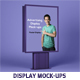 Advertising Display Mockups - GraphicRiver Item for Sale