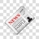 Blank Newspaper - GraphicRiver Item for Sale