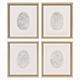 Charlotte Morgan Hand Painted Silver Fingerprints - 3DOcean Item for Sale