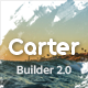 Carter - HTML Email Template + Builder 2.0 - ThemeForest Item for Sale