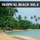 Tropical Beach no.4 - VideoHive Item for Sale