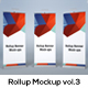 Rollup Banners Mockup - GraphicRiver Item for Sale