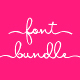 Font Bundle - script font - brush font - calligraphy fonts - GraphicRiver Item for Sale