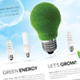 Ecology / Green Energy flyer  - GraphicRiver Item for Sale