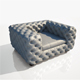 Kare Design armchair - 3DOcean Item for Sale