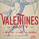 Vintage Cupid Valentines Day Flyer - GraphicRiver Item for Sale