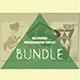 Multipurpose InDesign Magazine Template Bundle V.2 - GraphicRiver Item for Sale