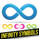 Infinity Symbols - GraphicRiver Item for Sale