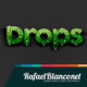 PSD - Water Drops Creator - GraphicRiver Item for Sale