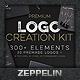 Logo Creation Kit + Bonus - GraphicRiver Item for Sale