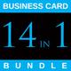 Business Cards Bundle - GraphicRiver Item for Sale