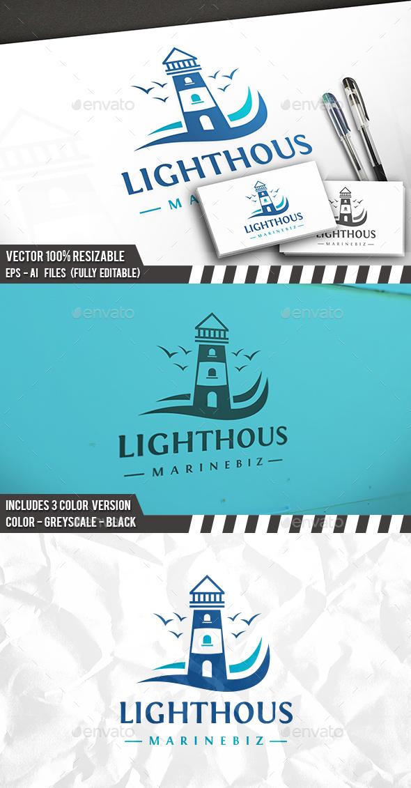 Lighthouse Birds Logo