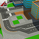 Children's city - 3DOcean Item for Sale