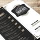 Retro Food Menu - GraphicRiver Item for Sale