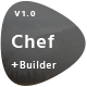 Chef - Responsive Email Template + Online Builder - ThemeForest Item for Sale