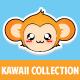 Kawaii Animal Collection - GraphicRiver Item for Sale