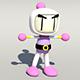 Bomber man 3D Model - 3DOcean Item for Sale