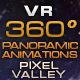 "VR 360 Panoramic Animations ""Pixel Valley"" - VideoHive Item for Sale"