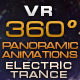 "VR 360 Panoramic Animations ""Electric Trance"" - VideoHive Item for Sale"