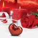 3D Heart Mockup Flyer - GraphicRiver Item for Sale