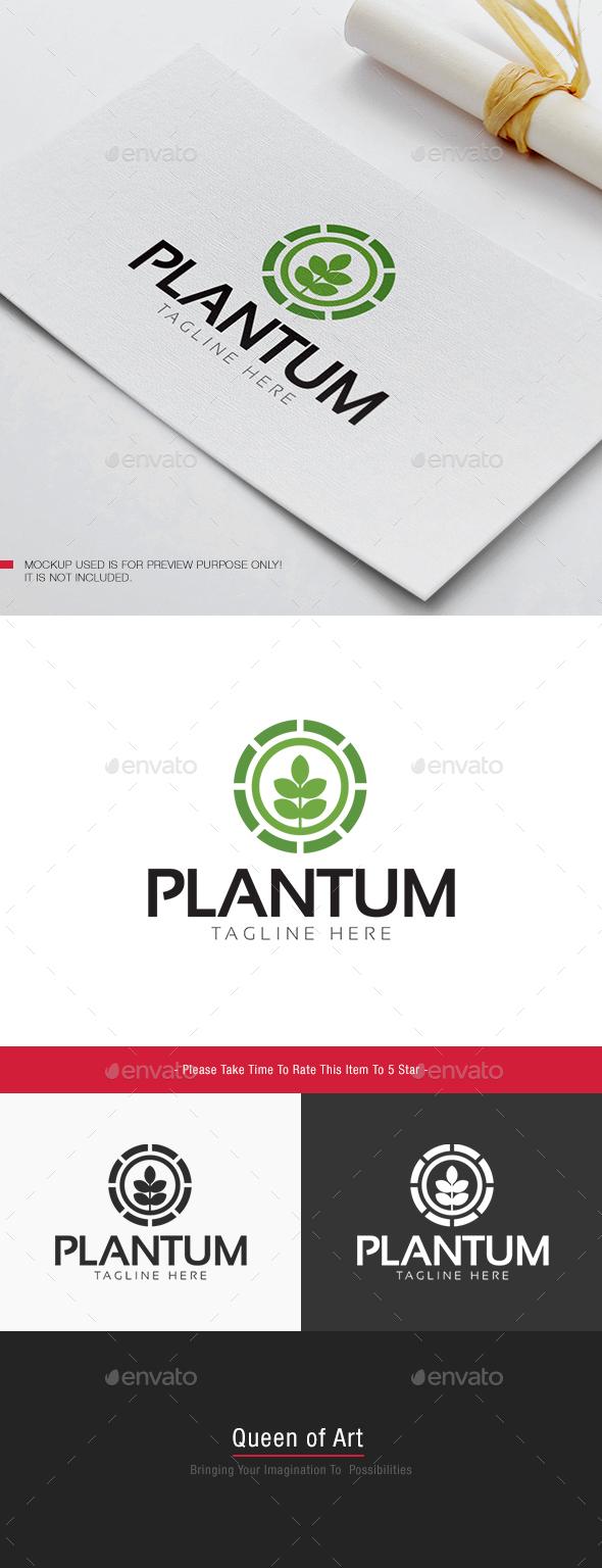 Plantum Logo