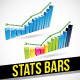 Stats Bars - GraphicRiver Item for Sale