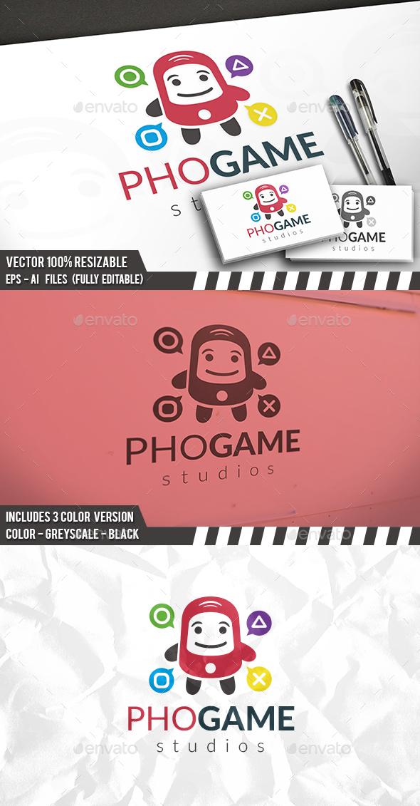 Phone Games Logo
