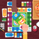 Board Game with Cartoon Hands - GraphicRiver Item for Sale