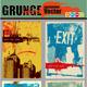 Vector Abstract Grunge Backgrounds  - GraphicRiver Item for Sale
