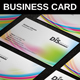 Colourful Business Card - GraphicRiver Item for Sale