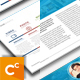 Outlight Powerpoint Template Bundle - GraphicRiver Item for Sale