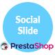 Social Slide - Responsive Prestashop Module - CodeCanyon Item for Sale