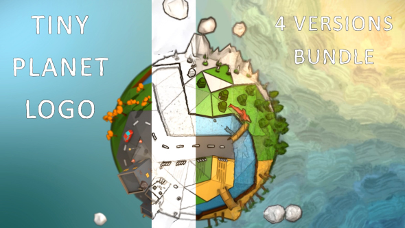 Tiny Planet Logo