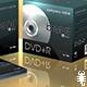 dvd box - GraphicRiver Item for Sale