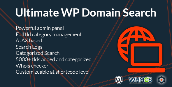 Ultimate WP Domain Search