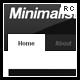 Minimalistic - Portfolio & Business - ThemeForest Item for Sale